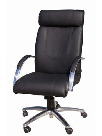 Cadeira Giratória Cromada Presidente Master