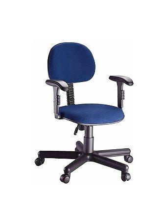 Cadeira Secretária Giratória Confeccionada com Espuma