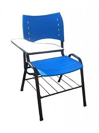 Cadeira Universitária ISO com Prancheta Fixa