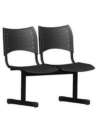 Cadeira Longarina com 2 Lugares Iso