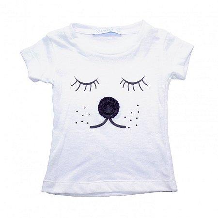 Baby Look Infantil Cindy - Tam 1 ao 6