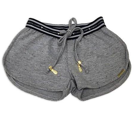 Shorts Infantil Moletinho - Tam 2 ao 8