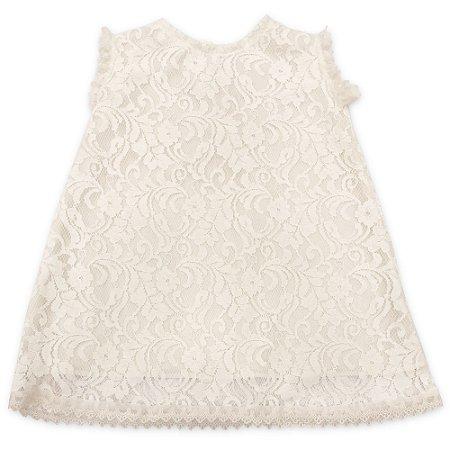 Vestido Renda Giulia - Tam 6 a 12 meses