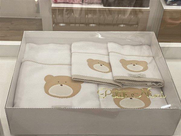 Caixa Presente Enxoval Urso