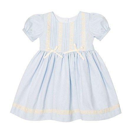 Vestido Infantil Clara - Tam P a 3 anos