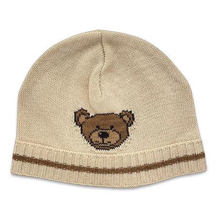 Gorro Infantil Urso Cru