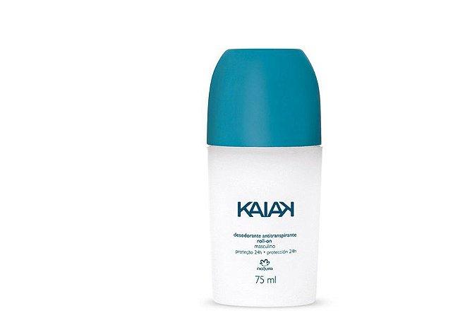Desodorante Antitranspirante Roll-On Kaiak Masculino