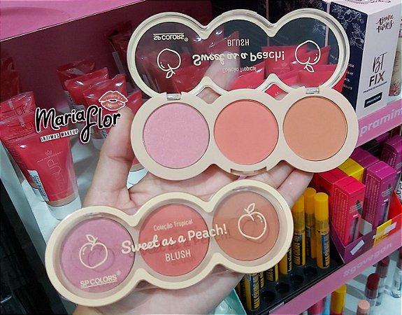 Trio de Blushes Sweet as a Peach SP Colors