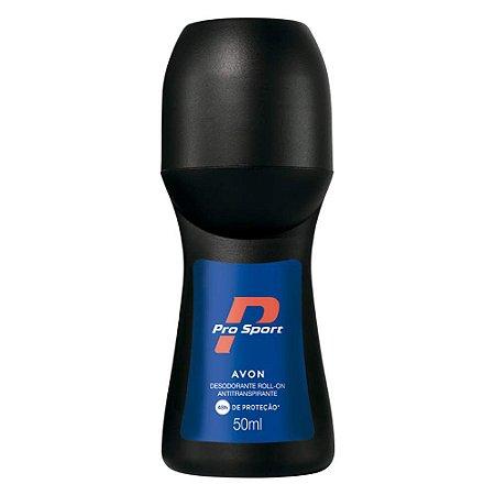 Desodorante Antitranspirante Roll-On Pro Sport - 50 ml