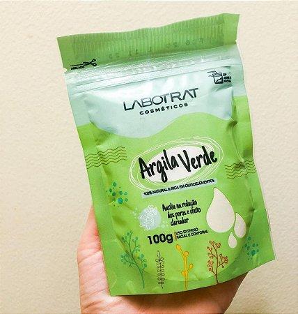 Argila Verde 100g - Labotrat