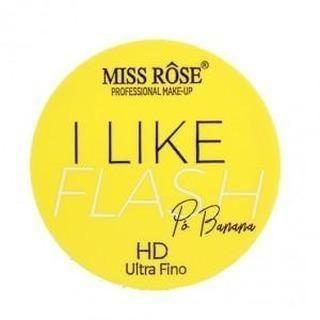 Pó Banana HD I Like Flash - Miss Rôse