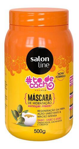 Maionese Capilar To De Cacho Salon Line 500g