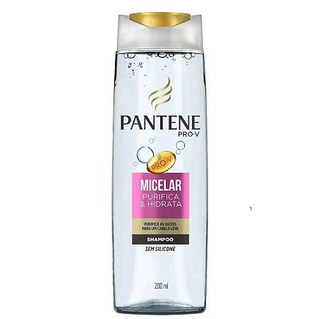 Shampoo Pantene Micelar Purifica E Hidrata 200ml