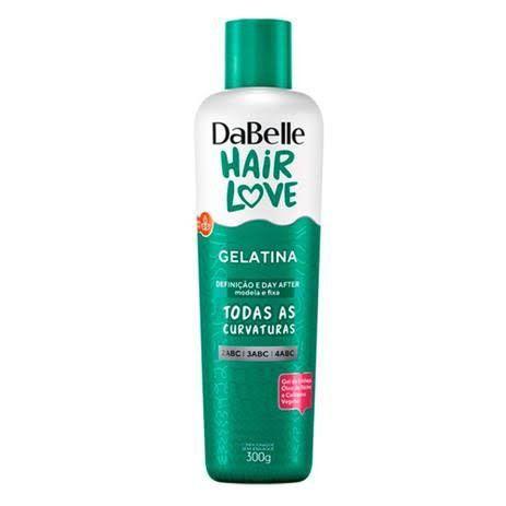Finalizador Dabelle Hair Love Gelatina 300ml - Duty