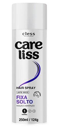 Care liss hair spray óleo de argan normal Cless 250ml