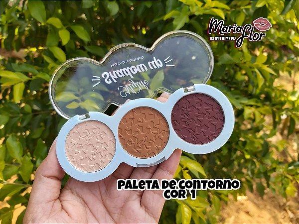 Paleta De Contorno Shadow Up - My Life cor 01