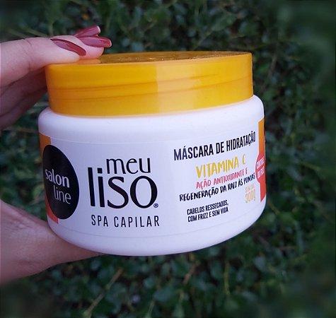 Máscara Meu Liso Spa Capilar Vitamina C 300g