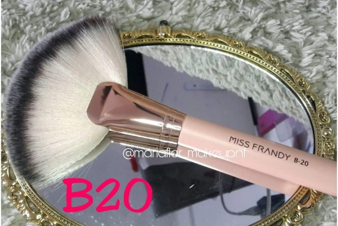 Pincel miss Frandy  B 20