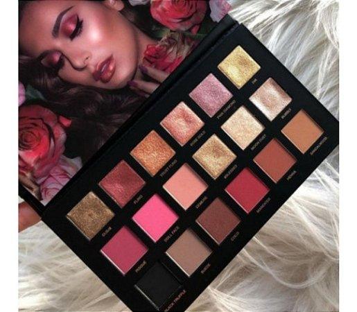 Paleta de Sombras Huda Beauty Rose Gold REMASTERED