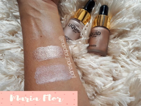 Iluminador liquido beauty glazed