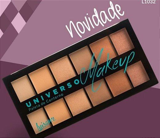 Paleta de Contorno Universo Makeup Luisance L1032