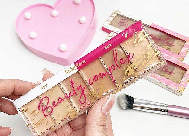 Beauty Complex Corretivo E Contorno Ruby Rose