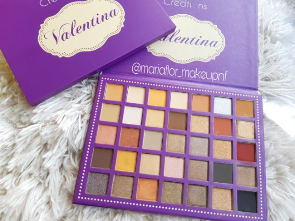Paleta Beauty creatians valentina