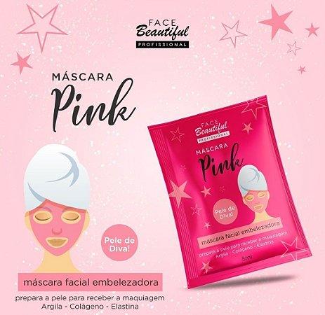 Máscara pink facial