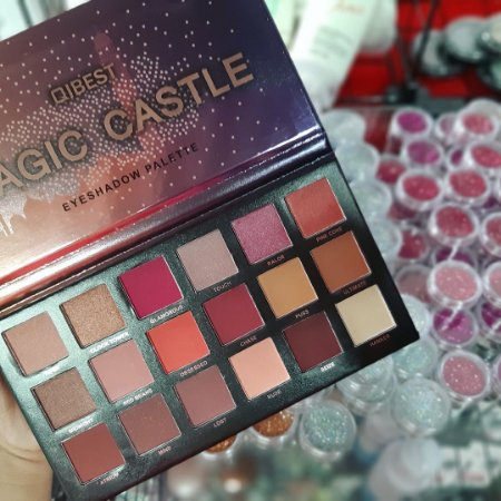 Paleta Magic Castle Qibest