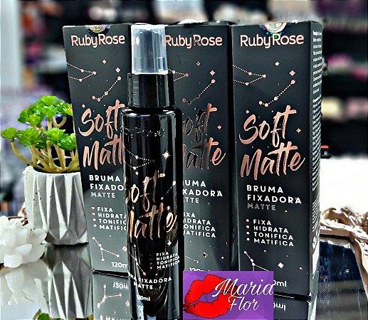 Bruma Soft Matte Ruby Rose