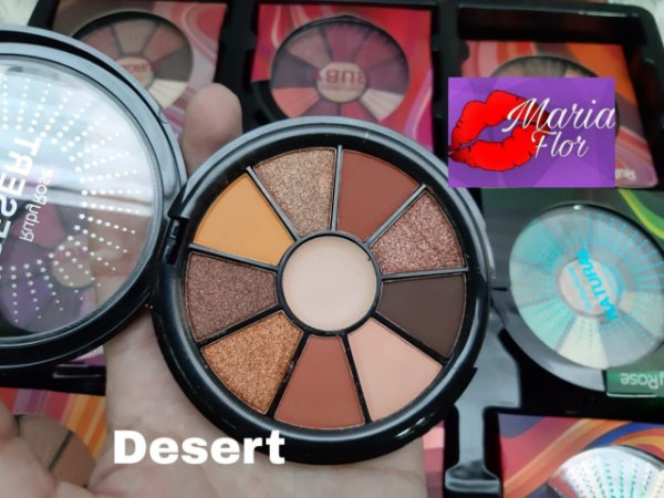 Mini Paleta Ruby Rose Desert