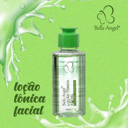 Tônico Facial Belle Angel