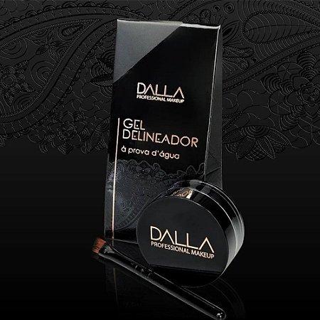Delineador Dalla Makeup