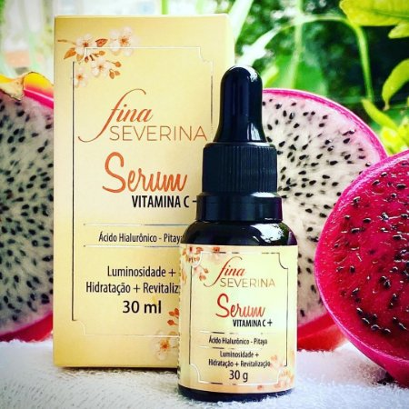 SÉRUM VITAMINA C+ - FINA SEVERINA