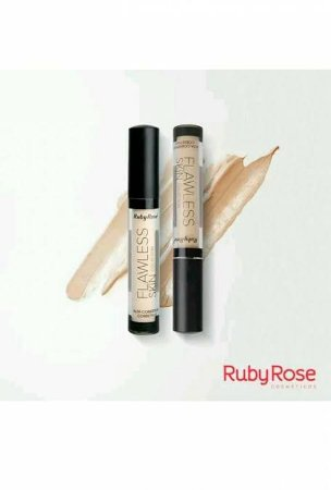 Corretivo Líquido Flawless Skin Ruby Rose