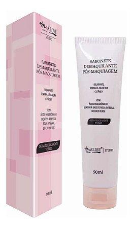 Sabonete Demaquilante Pós-Maquiagem Da Max Love