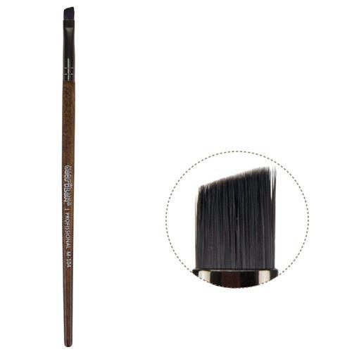 pincel m104 chanfrado para delinear linha madeira profissional - macrilan