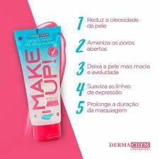 Sabonete Primer Pré Maquiagem Dermachem Make Up - 100Ml