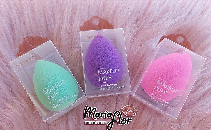 Esponja makeup puff
