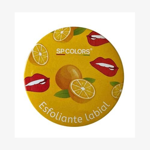 Esfoliante Labial Laranja-01 – Sp Colors