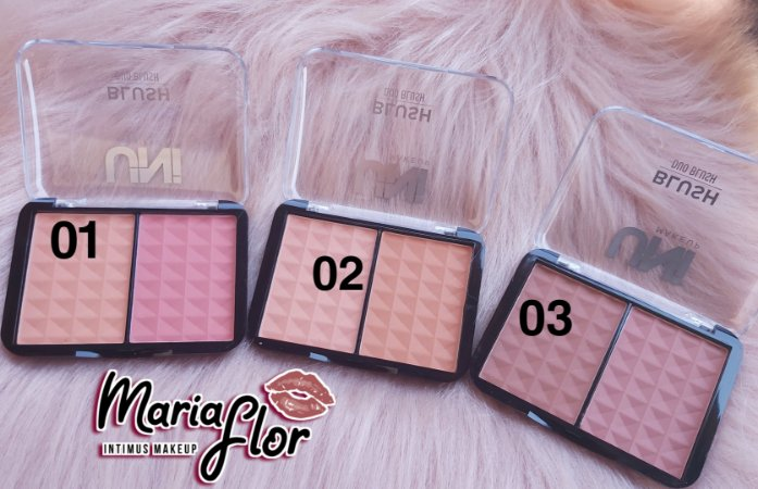 Blush duo Uni Makeup