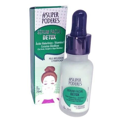 Sérum Facial Detox Super Poderes SDSP01