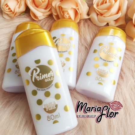 Primer Gold 80ml - Paola Pink