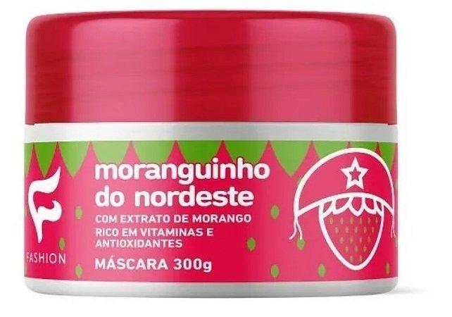 Máscara de Hidratação Moranguinho Do Nordeste Fashion