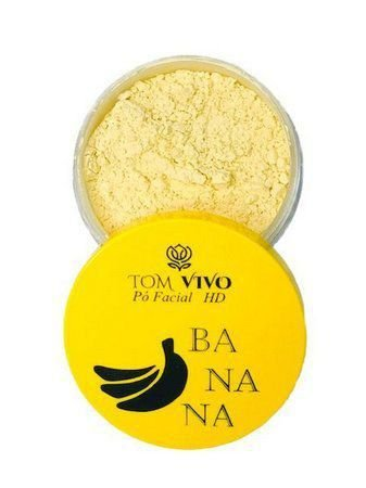 Pó Solto Banana - TOM VIVO
