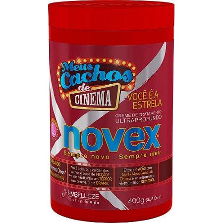 Creme de Tratamento Novex Meus Cachos de Cinema