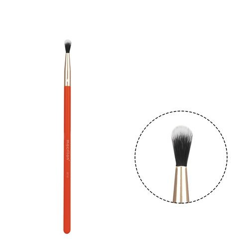 pincel bt10 profissional para esfumar médio linha beauty tools - macrilan