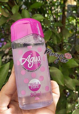 Água Micelar 80ml – Paola Pink