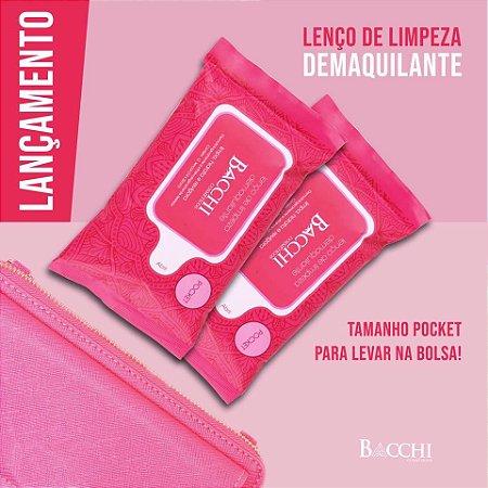 LENÇO DE LIMPEZA DEMAQUILANTE BACCHI