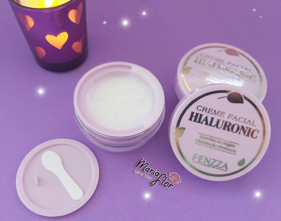 Creme Facial Hialuronic – Fenzza (FZ37052)